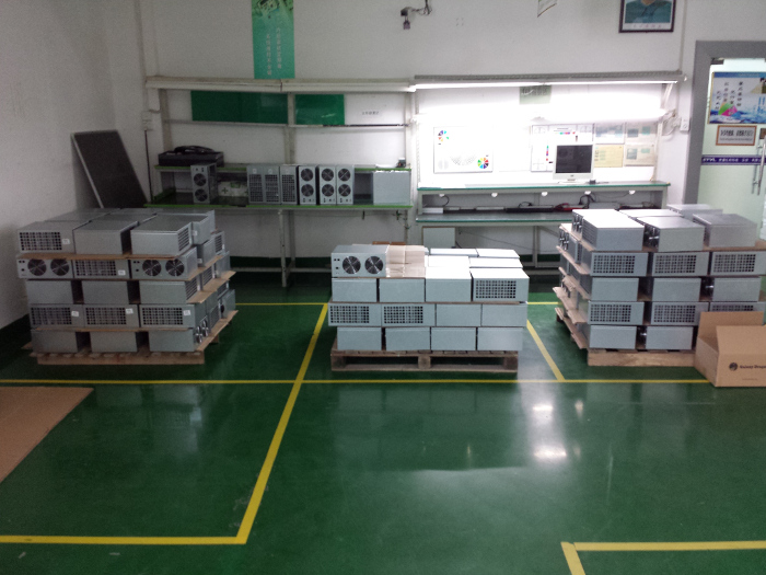 What We Have In The First Picture Are About 150 Miners Of 780 GH S Each Making Up A Total 120 TH